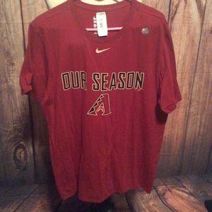 Nike Arizona Diamondbacks men's shirt